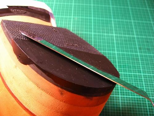 【靴のかかと修理】を自分でやる方法③<最後に『7個のテクニック』